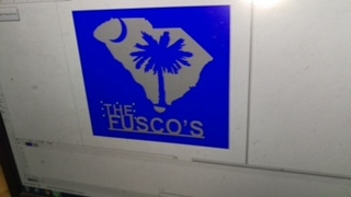 Palmetto, Fusco